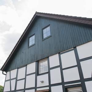 Fassadensanierung Marl Fachwerk