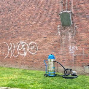 Grafittibeseitigung - Marl/Recklinghausen
